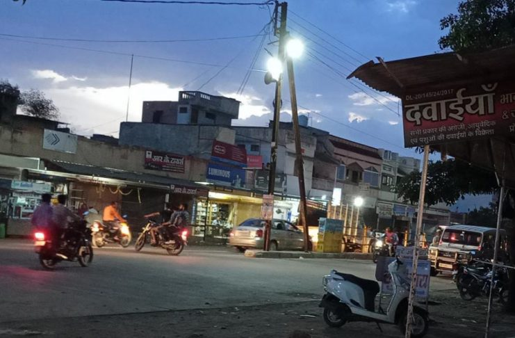 Bhopal News - Sunday's corona curfew ends in the state, shops will be able to open with corona protocol