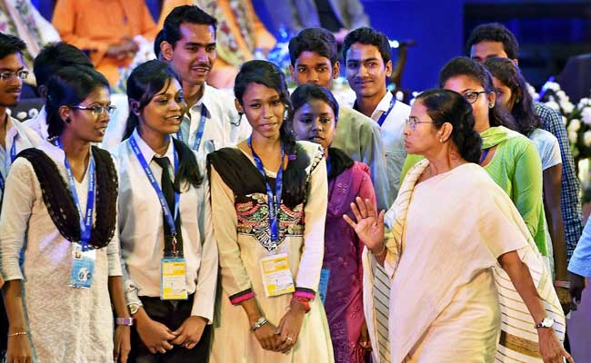 Big gift from Mamta government for the students of West Bengal