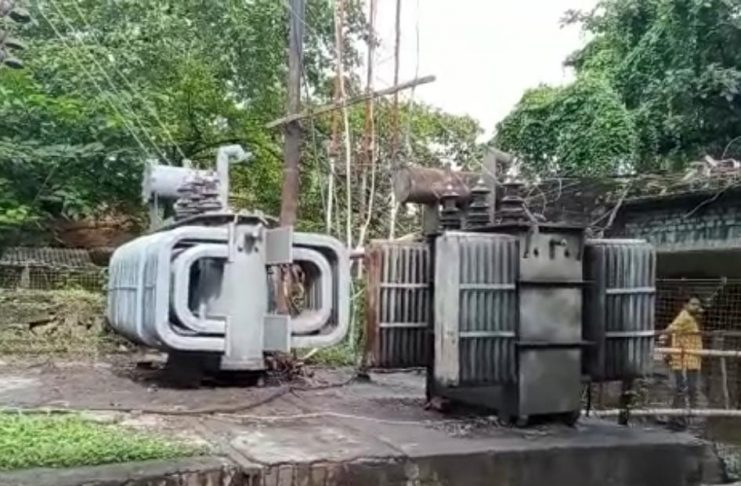 There was outrage among the general public due to the transformer not being replaced yet 3 days ago.